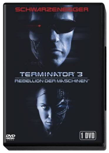 DVD Terminator 3 - Rebellion der Maschinen FSK: 16