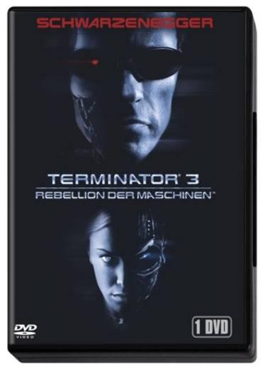 Terminator 3 - Rebellion der Maschinen FSK: 16