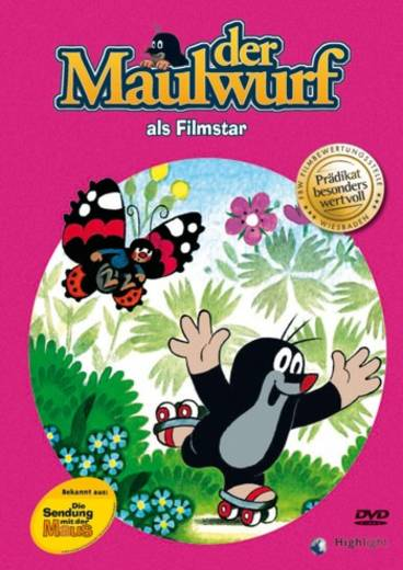DVD Der Maulwurf als Filmstar FSK: 0