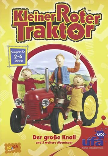 DVD Kleiner roter Traktor 1 Der große Knall und 5 weitere Abenteuer FSK: 0