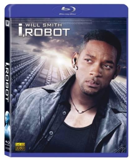 blu-ray I, Robot FSK: 12