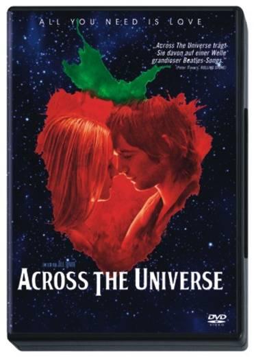 DVD Across The Universe FSK: 12