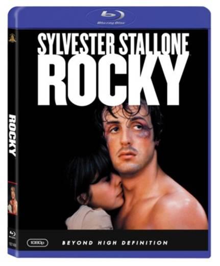blu-ray Rocky FSK: 12