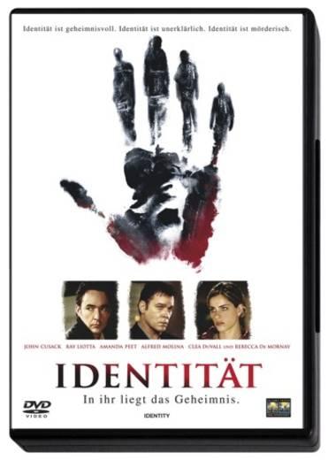 DVD Identität FSK: 16