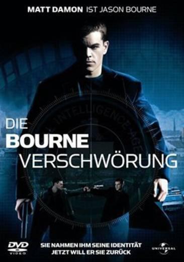 DVD Die Bourne Verschwörung FSK: 12
