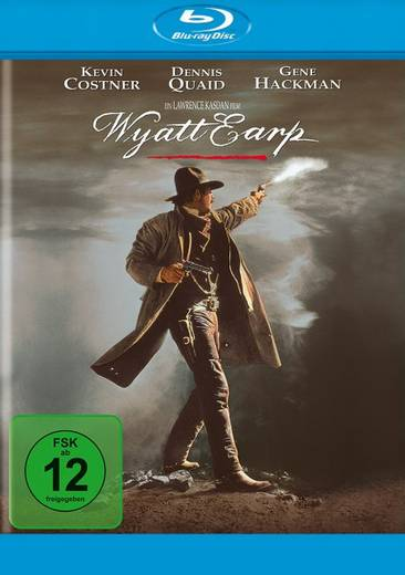 blu-ray Wyatt Earp FSK: 12