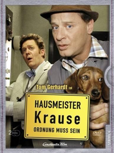 DVD Hausmeister Krause Staffel 6 FSK: 6