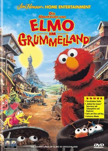 DVD Die Abenteuer von Elmo im Grummelland FSK: 0