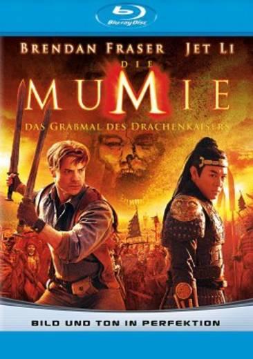 Die Mumie Das Grabmal des Drachenkaisers