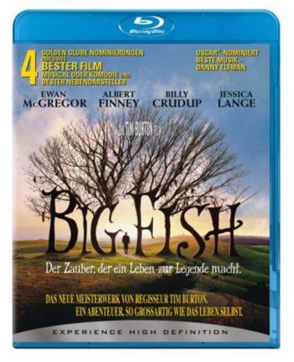 blu-ray Big Fish FSK: 6