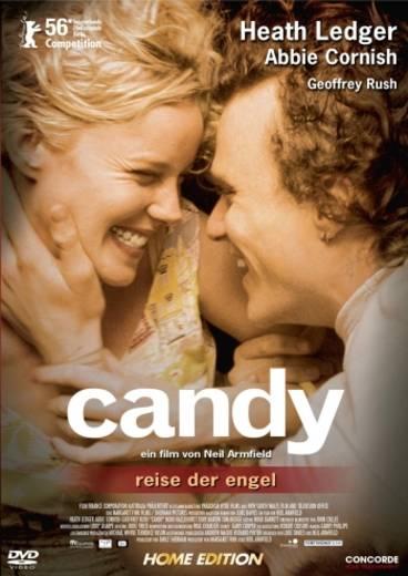DVD Candy - Reise der Engel FSK: 16