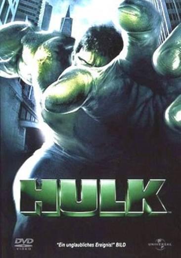 DVD Hulk FSK: 16