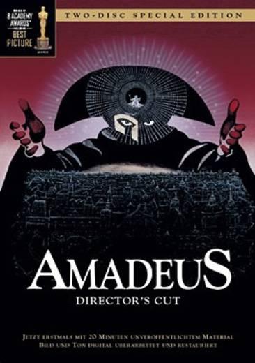 DVD Amadeus FSK: 12