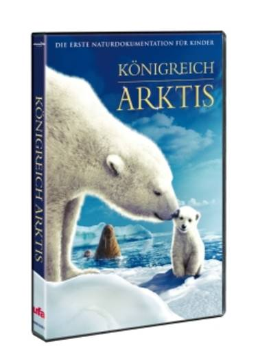 DVD Königreich Arktis FSK: 6