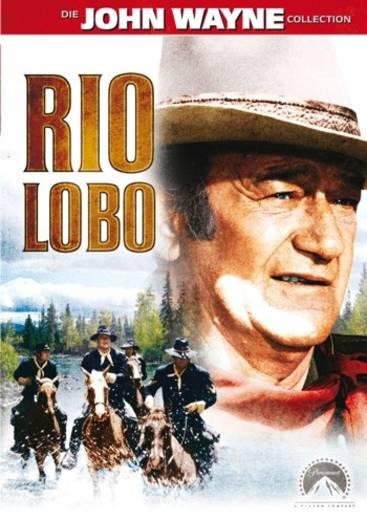 DVD Rio Lobo FSK: 12