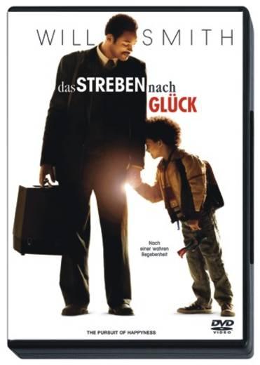DVD Das Streben nach Glück FSK: 0