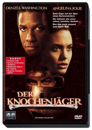 DVD Der Knochenjäger FSK: 16