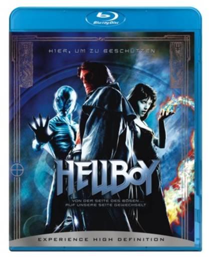 blu-ray Hellboy FSK: 16