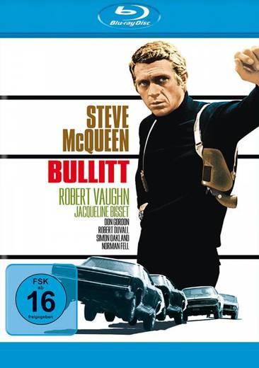 blu-ray Bullitt FSK: 16