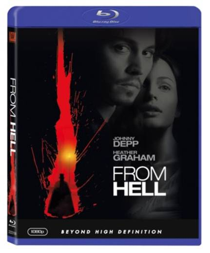 blu-ray From Hell FSK: 16