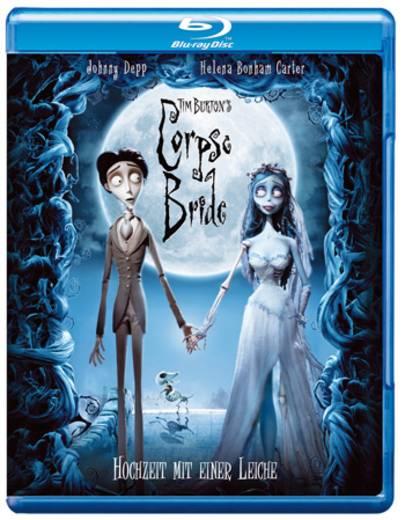 Tim Burton's Corpse Bride - Hochzeit mit einer Lei