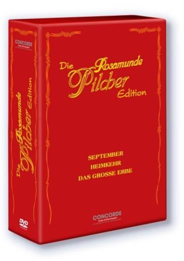 DVD Rosamunde Pilcher Edition FSK: 6