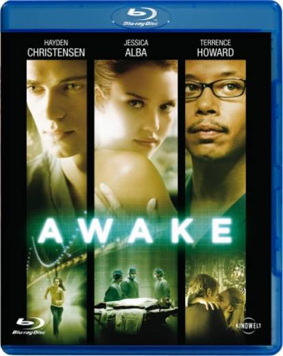 blu-ray Awake FSK: 16
