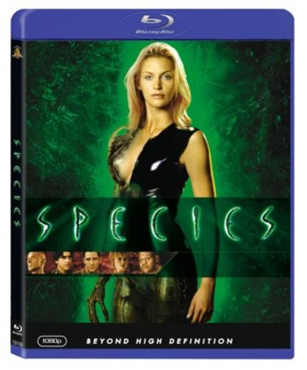 blu-ray Species FSK: 16