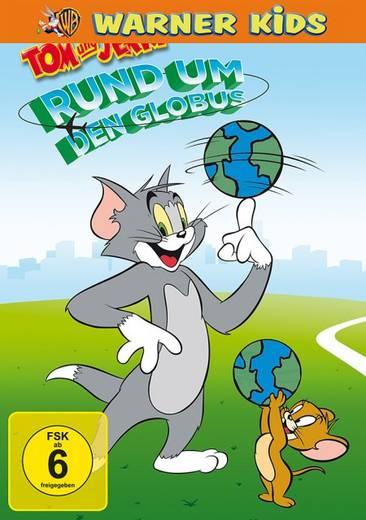 Tom & Jerry Rund um den Globus