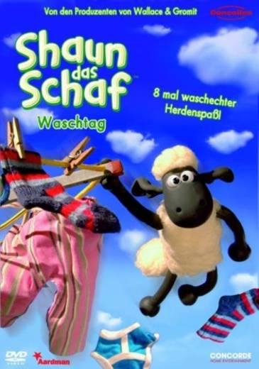 DVD Shaun das Schaf 5 Waschtag FSK: 0