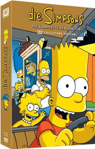 Die Simpsons Staffel 10