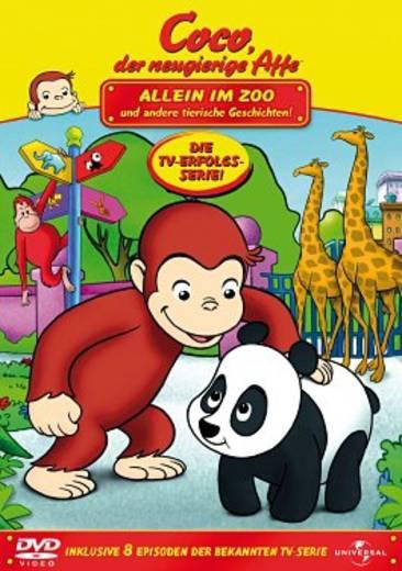 Coco, der neugierige Affe - Allein im Zoo und anderen Geschichten