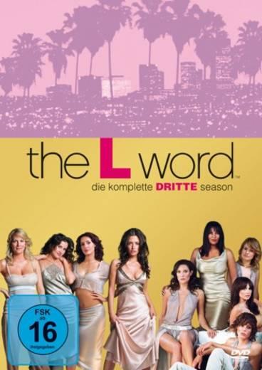 DVD The L Word Season 3 FSK: 16