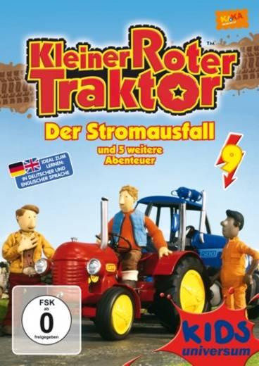 DVD Kleiner roter Traktor 9 Der Stromausfall und 5 weitere Abenteuer FSK: 0