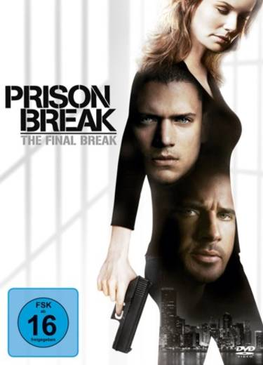 DVD Prison Break The final break FSK: 16