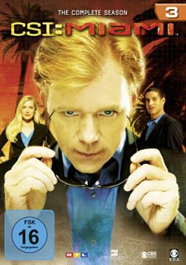 CSI Miami Season 3