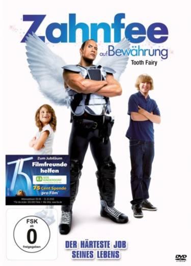 DVD Zahnfee auf Bewährung FSK: 0