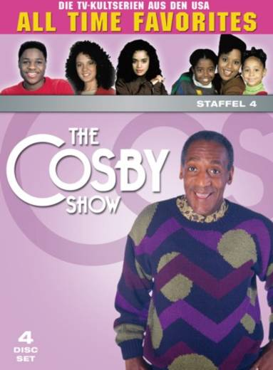 Bill Cosby-Show - Staffel 4