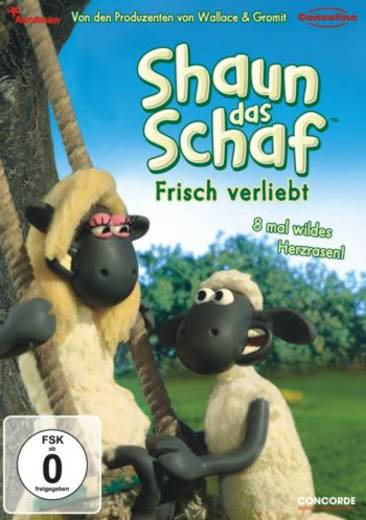 Shaun das Schaf 7 Frisch verliebt