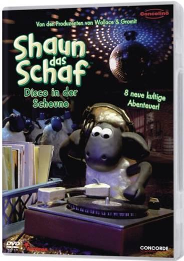 Shaun das Schaf 3 Disco in der Scheune
