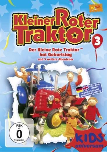 Kleiner roter Traktor 3 Der kleine rote Traktor hat Geburtstag und 5 weitere Abenteuer