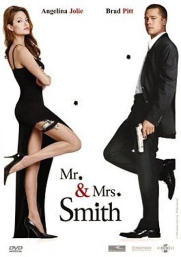 DVD Mr. & Mrs. Smith FSK: 12