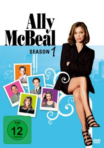 Ally McBeal Season 1 FSK: 12