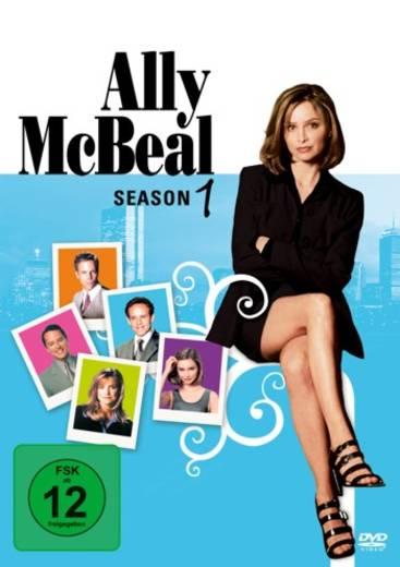 DVD Ally McBeal Season 1 FSK: 12