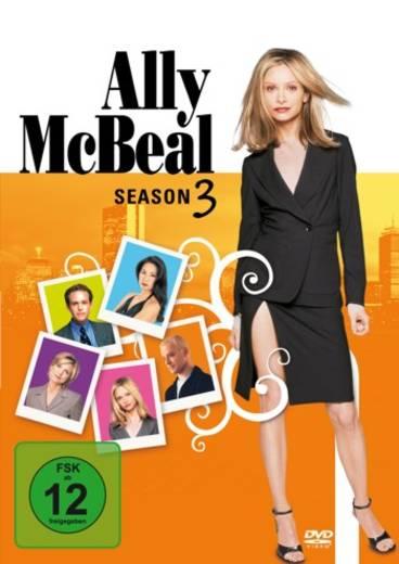 DVD Ally McBeal Season 3 FSK: 12