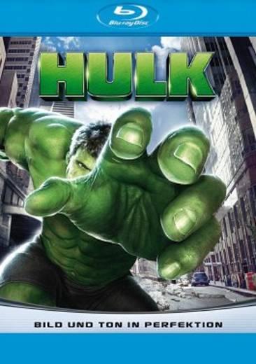 blu-ray Hulk FSK: 16