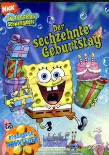 Spongebob Schwammkopf - Der 16. Geburtstag