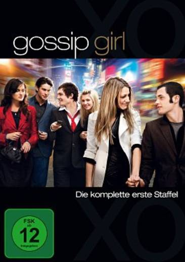 DVD Gossip Girl - Die komplette 1. Staffel FSK: 12