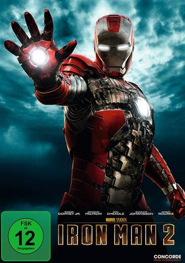 DVD Iron Man 2 FSK: 12