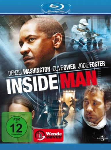blu-ray Inside Man FSK: 12